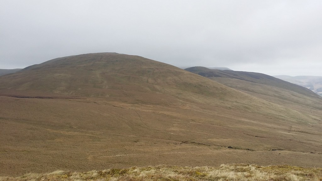 Back towards Gavel Fell #sh
