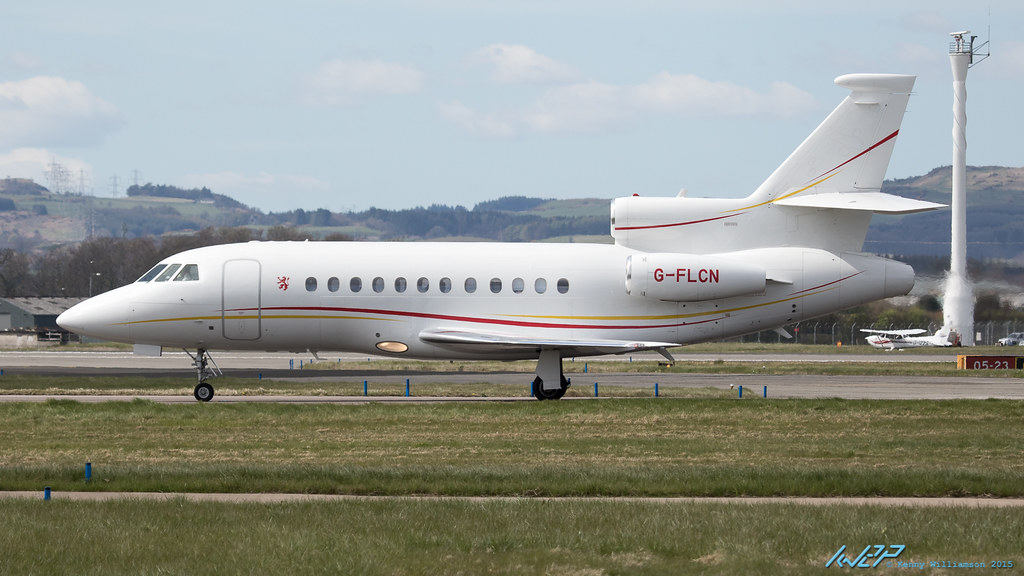 G-FLCN - F900 - Not Available