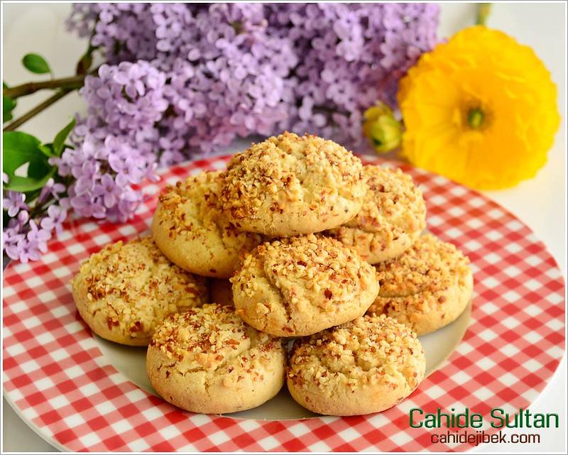 fıstıklı kurabiye