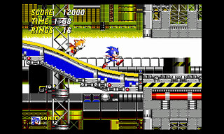 SEGA 3D Classics - 3D Sonic the Hedgehog 2