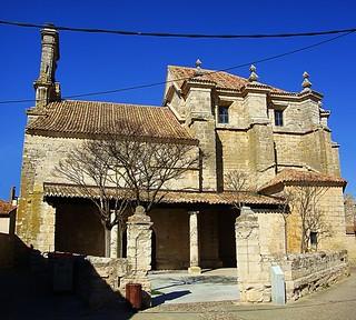 Iglesia de Santa María de la Asunción de Urueña
