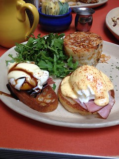 Snooze an A.M. Eatery: Bella!Bella! Benny and the Benny Goodman