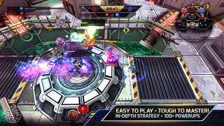 Trans-Galactic Tournament on PS4