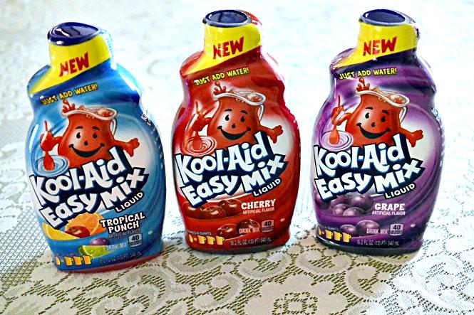 Kool-Aid Easy Mix Liquid