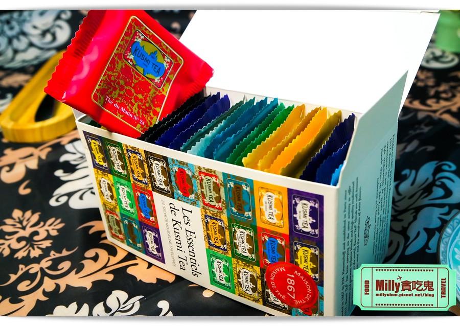 KUSMI TEA 特選暢銷風味茶包組0009