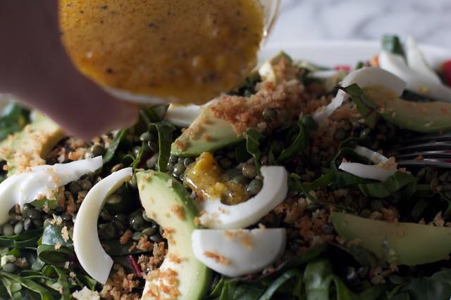 Swiss Chard Salad (12)