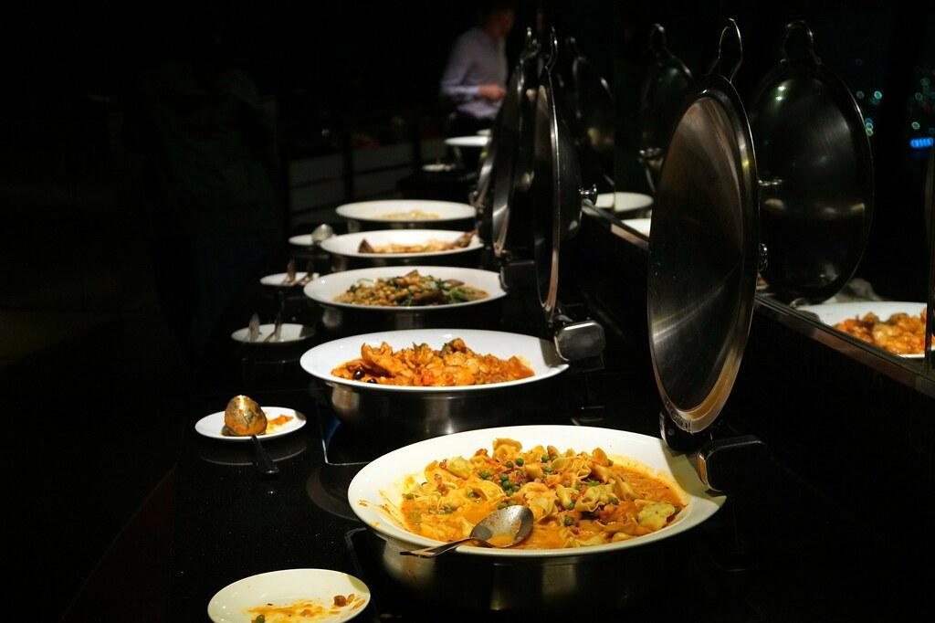 360 Cafe Revolving Restaurant, Macau Tower - REVIEW Buffet