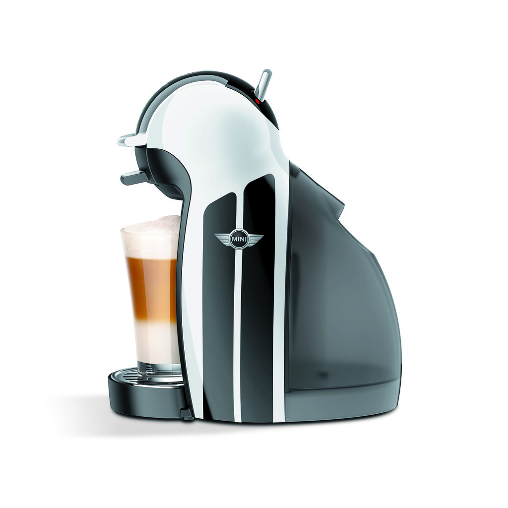 Introducing the new MINI limited edition by NESCAFE Dolce Gusto - Alvinology