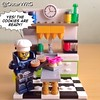 #LEGO_Galaxy_Patrol #LEGO #40121 #Cooking #Making #Cookies #Making #Cookies @lego_group @lego @bricknetwork @brickcentral #kitchen