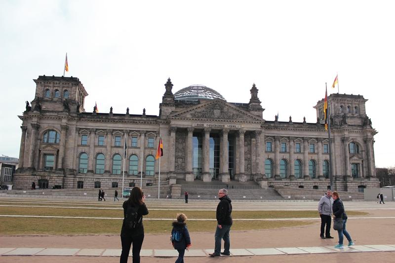 Berlin Reichstag (1)