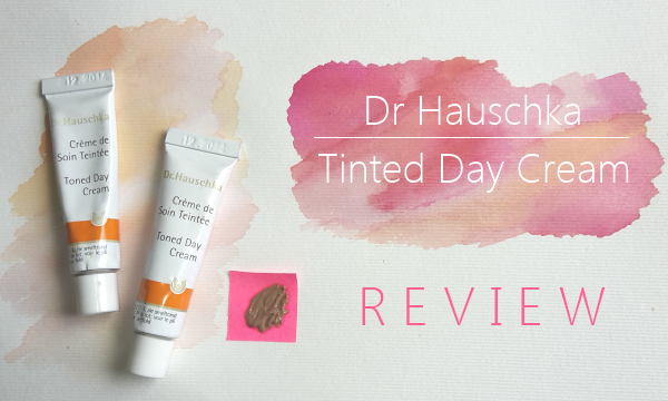 Dr Hauschka Tinted Day Cream Review