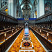 Architectural photo at Gloucester Cathedral by timothyselvage