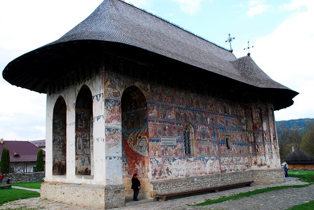 2015 Bucovina, Humor Monastery