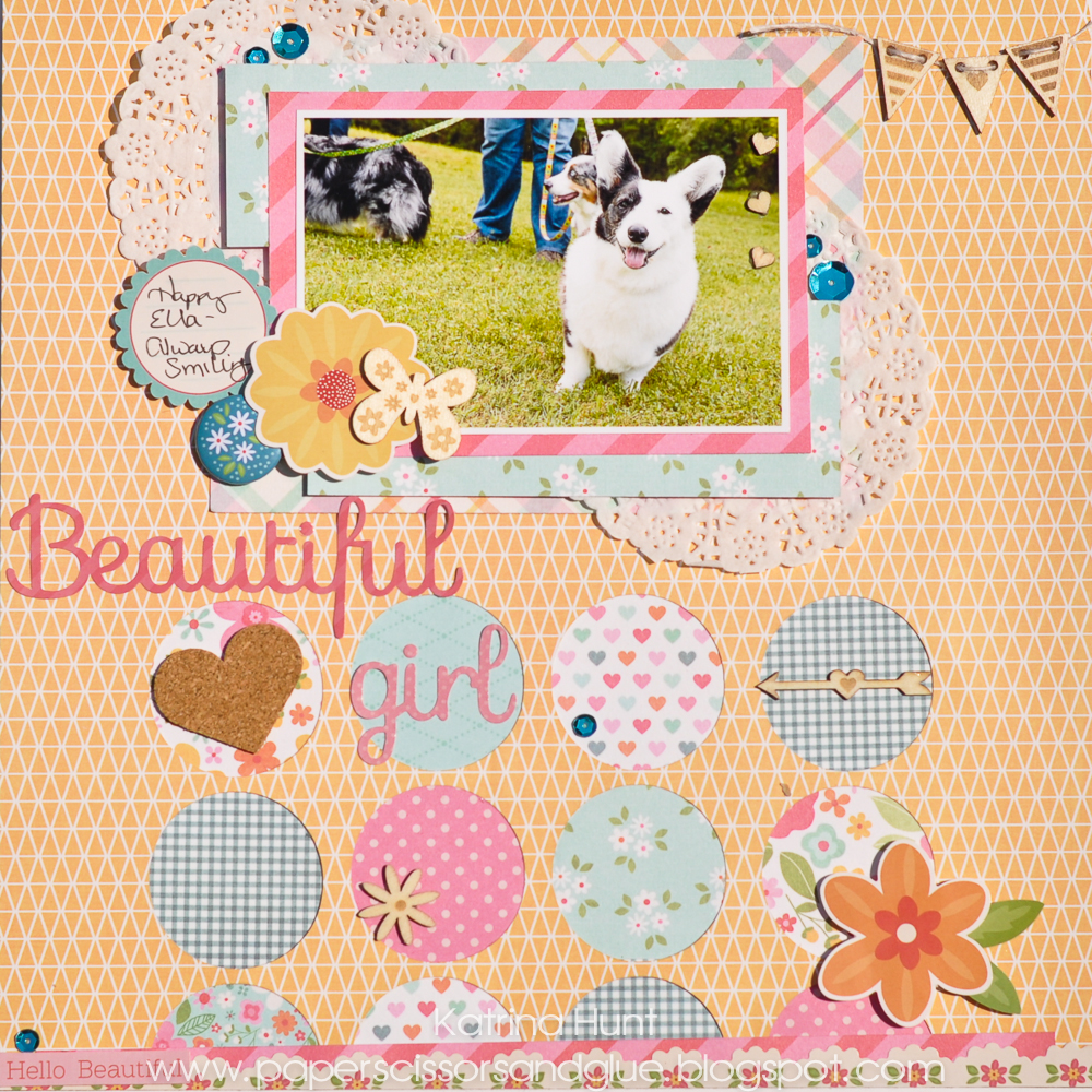 Beautiful_Girl_Scrapbook_Layout_Katrina_Hunt_Cocoa_Vanilla_Studio_1000Signed-1