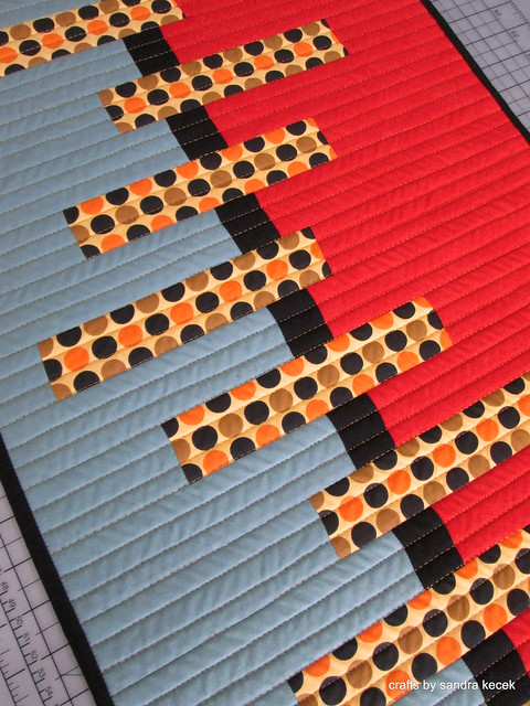 Painel em patchwork