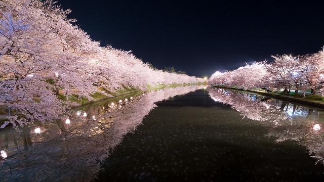 Hirosaki night 6