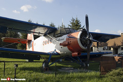 7449 - 1G7449 - Polish Air Force - Antonov AN-2 - Bobrek, Poland - 160420 - Steven Gray - IMG_1341