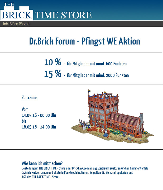 BrickLink Store Action May 2016
