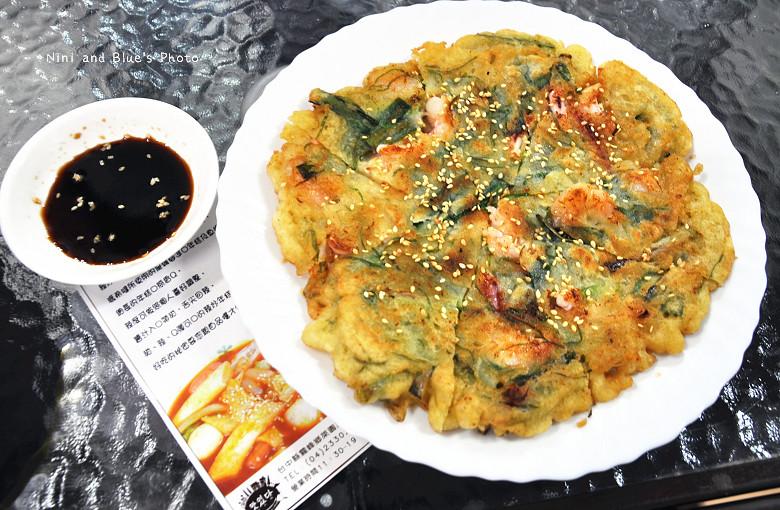 台中霧峰韓式料理美食瑪希噠韓式小吃平價27