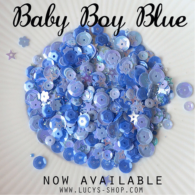 Baby Boy Blue Ann