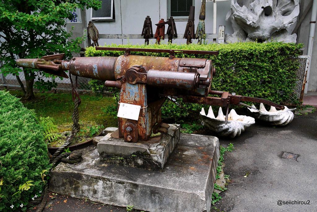 鹽竈神社 アンカー