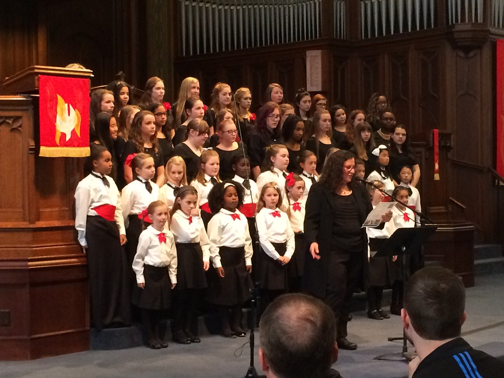 Concert Girls Choral Academy First United Methodist Church