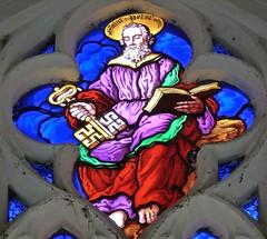 Burnham Thorpe, All Saints - Stained Glass
