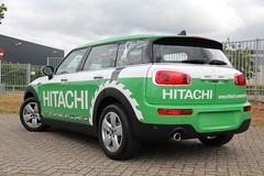Mini Clubman Hitachi