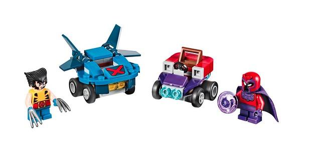 LEGO® Mighty Micros 系列【超級英雄碰碰車】第二彈 迷你車系列登場!!