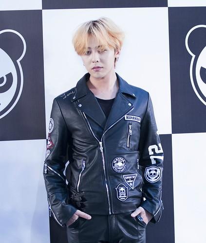 G-Dragon HIPANDA HQs Shanghai 2015-08-31 (83)