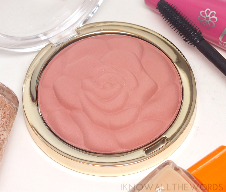 milani powder blush in romantic rose (2)