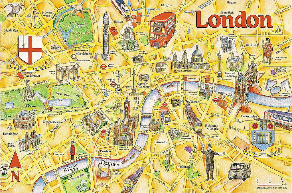 Sightseeing Map Of London.100 Visitors Map Of London Yasminroohi
