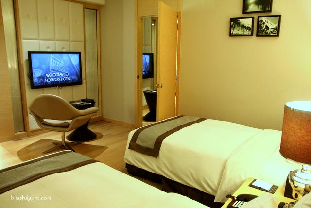 Horizon Hotel Kota Kinabalu Malaysia Deluxe Room