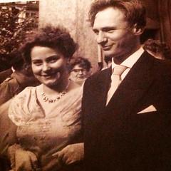 Tolles Paar - meine Eltern #Berlin #Hochzeit