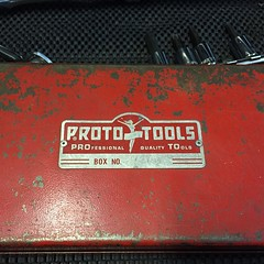They don't make them like they used to! Tools or Logos.