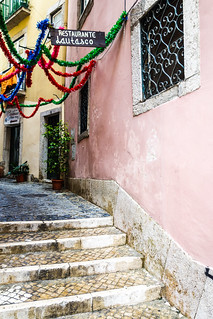 A corner of Alfama