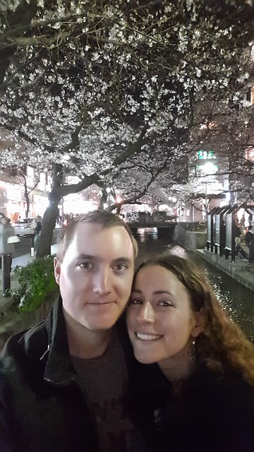 Selfie in pretty Kyoto