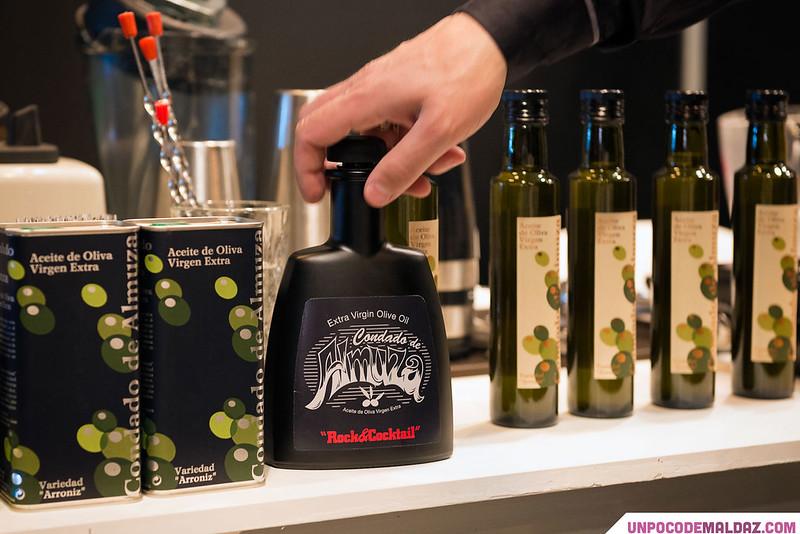 Salón del Gourmet 2015 - Condado de Almuza