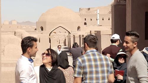 Reconstruction of Arg-e Bam Citadel • A City Reborn • Bam • IRAN-2