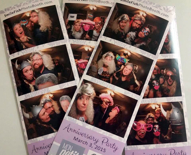 photo booth prints