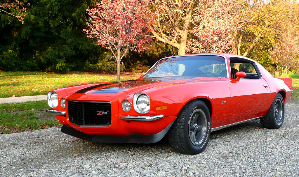 1973 Chevrolet Camaro Z/28 4-Speed | Bring a Trailer