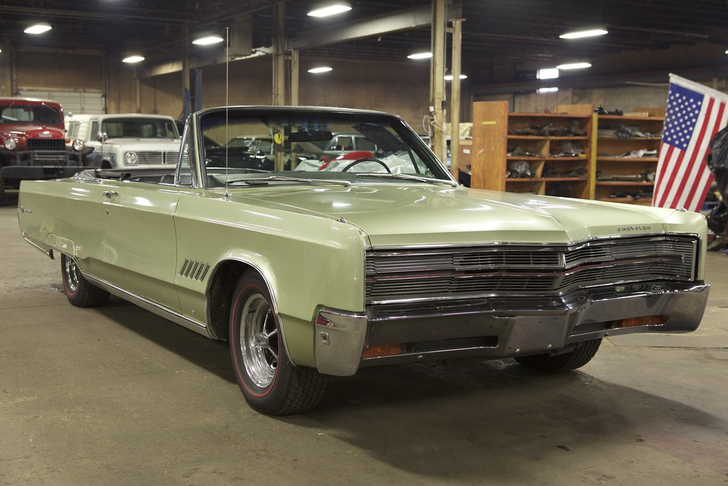 1968 chrysler 300 convertible bring a trailer. Black Bedroom Furniture Sets. Home Design Ideas