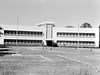 Union Biblical Seminary, Yeotmal, India, 1973