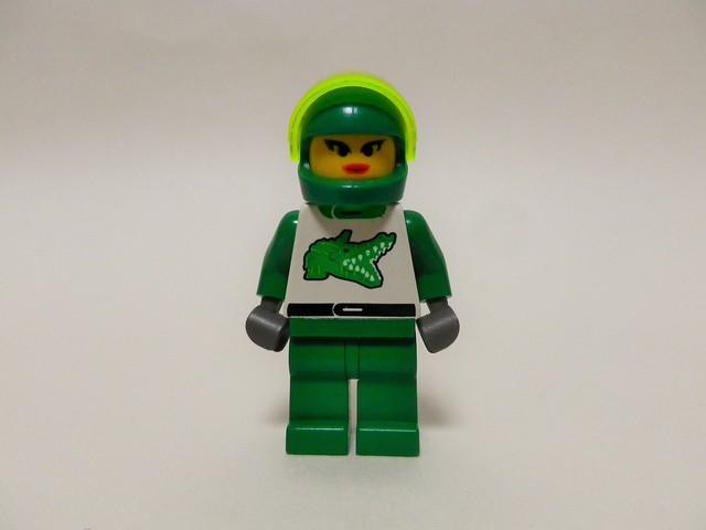 1284 Green Crocodile