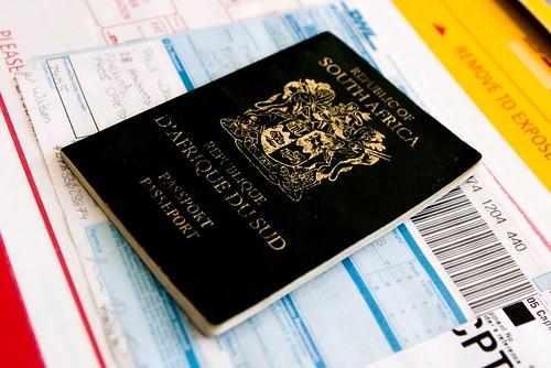 South African Passport