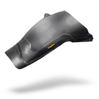 maier spash fender bmw f800gs carbon