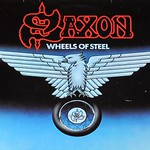 "Saxon Wheels of Steel 12"" VINYL LP"