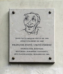 Photo of White plaque number 39458