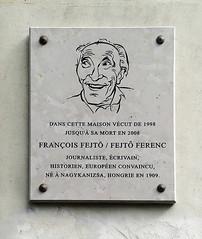 Photo of White plaque № 39458