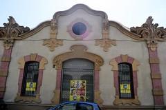Next picture: EDIFICI MODERNISTA - CARRER ORTIGOSA - MAGATZEM SERRA I BALET